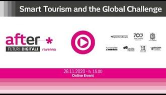 """""""Smart Tourism and the Global Challenge"""": la registrazione dell'evento"""