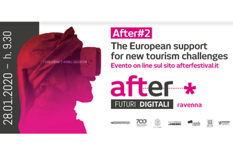 After#2 - The European support for new tourism challenges