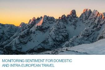 """Il turismo riparte: il """"sentiment"""" dei viaggiatori europei"""