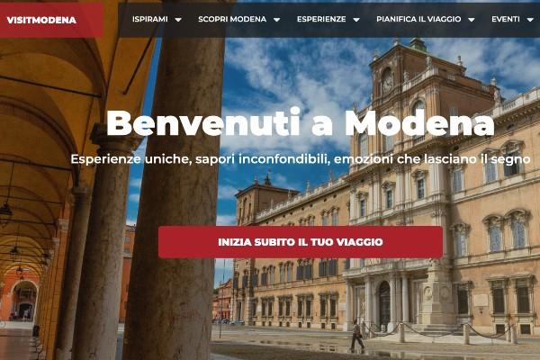 Online la nuova versione di visitmodena.it