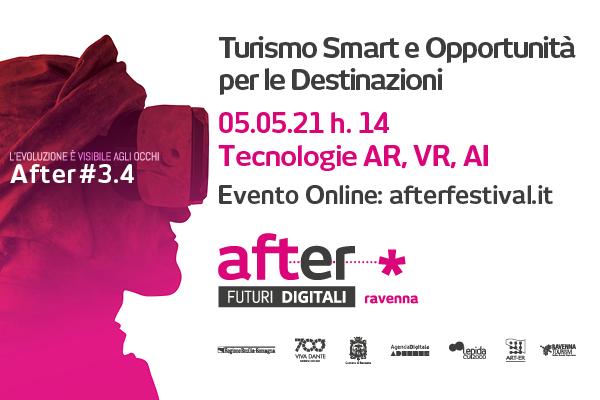Realtà Aumentata, Realtà Virtuale e Intelligenza Artificiale per esperienze turistiche innovative e immersive