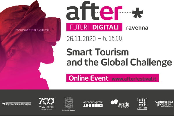 Smart Tourism and the Global Challenge: the live event both in Italian and English version