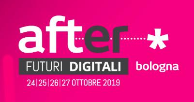 Vi aspettiamo a Bologna ad #AfterFestival19!