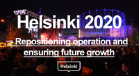Helsinki 2020: Repositioning operation and ensuring future growth